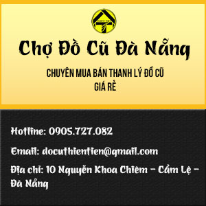 thanh ly do cu da nang