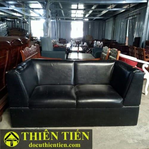 Ghế Sofa Đen