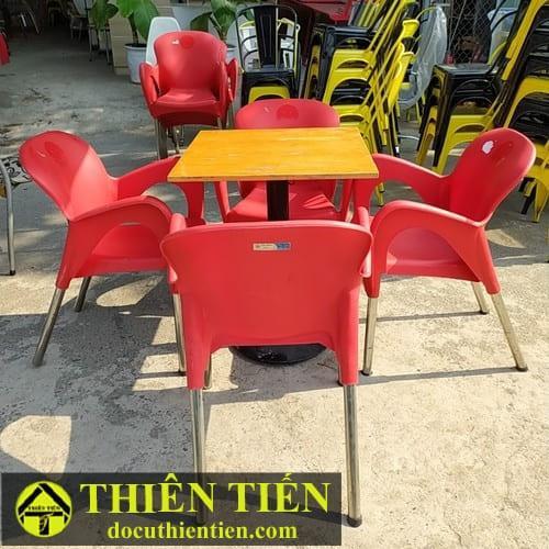 Ghế Quán Cafe, Quán Ăn