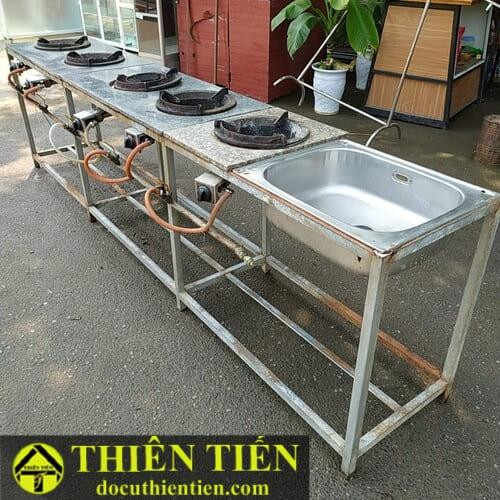 Bếp Khò Kèm Bồn Rửa